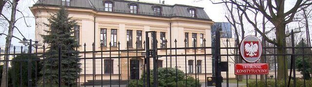 Poseł Ast: jedna kandydatura do Trybunału Konstytucyjnego wycofana