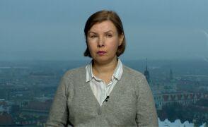 """Dr Baczyńska: wypowiedź wiceministra Wójcika wpisuje się w pojęcie """"anarchia"""""""