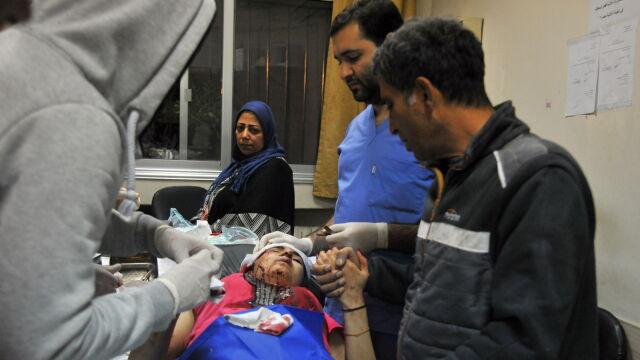 Izraelskie naloty w Syrii. Media: wśród zabitych są cywile