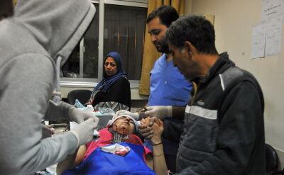 Izraelskie naloty w Syrii