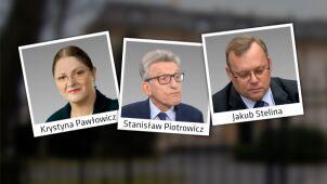 Stelina trzecim kandydatem PiS do Trybunału Konstytucyjnego