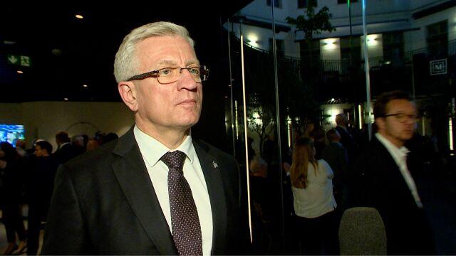 Jaśkowiak: nie przewiduje startu w wyborach prezydenckich. Nagranie z 26 maja 2019 r.