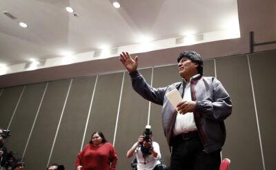 Evo Morales ani jego zastępca nie będą kandydowali