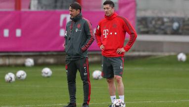 Lewandowski nie trenował przed Pucharem Niemiec. Bayern pogubił się w wyjaśnieniach