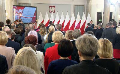 W Sejmie minutą ciszy uczczono zmarłego byłego premiera Jana Olszewskiego