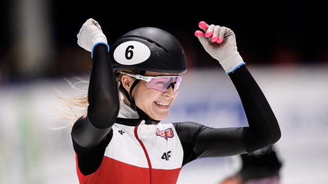 Historyczna Natalia Maliszewska. Wygrała Puchar Świata