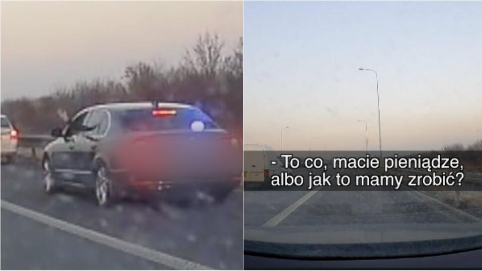 """Czeski policjant podczas kontroli zapytał: pieniądze macie? """"Wziął 400 złotych, kwitka nam nie dał"""""""