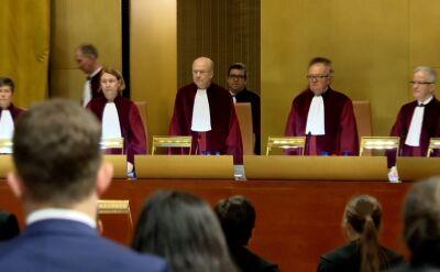 Unijny Trybunał Sprawiedliwości będzie rozpatrywał sprawę zmian w Sądzie Najwyższym