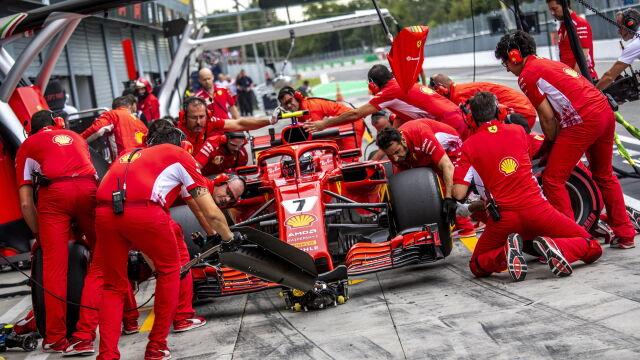 Sobota cudów w F1. Najszybsze kółko, wielcy przegonieni