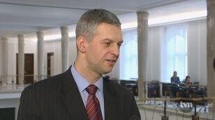 Poncyljusz: prezydent podkreśli błędy Sikorskiego grubą kredką (TVN24)