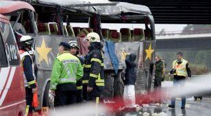 Zidentyfikowano wszystkie ofiary wypadku autokaru