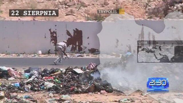 Wojna domowa w Libii w skrócie -