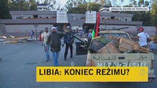 Prof. Jerzy Zdanowski o sytuacji w Libii (TVN24)