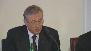 Mirek Topolanek, premier Czech