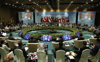 Forum szefów dyplomacji państw ASEAN i partnerów w Singapurze