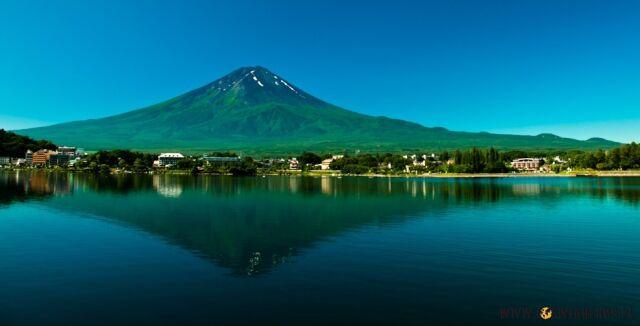 Fuji. Najwyższa góra Japonii