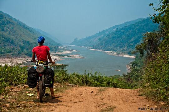 Laos. Złoty trójkąt