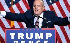 Giuliani przyszłym sekretarzem stanu?