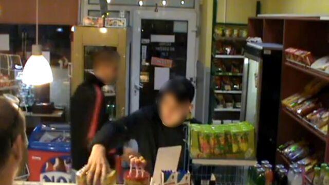 Kolejna kradzież w sklepie, kolejny film w internecie