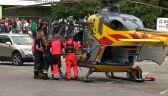 Dziewięciu górników poszkodowanych, trwa akcja ratownicza. Wstrząs w kopalni Murcki-Staszic