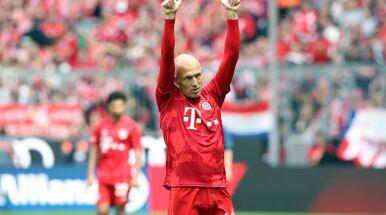 Arjen Robben zakończył karierę.