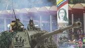Wielka defilada wojskowa w Wenezueli