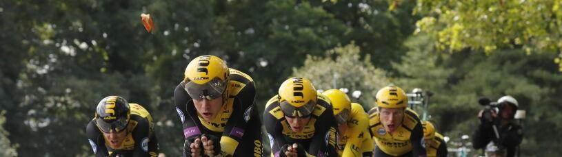 Żółta moc w Tour de France. Lider nie oddał prowadzenia