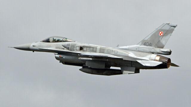Tylko dwa F-16 na dyżurze bojowym. MiGi-29 nadal uziemione