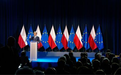Tusk: Chcę was namówić do jednego - bądźcie odważni w stawianiu pytań