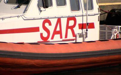 Ratownicy wciąż szukają zaginionych wędkarzy