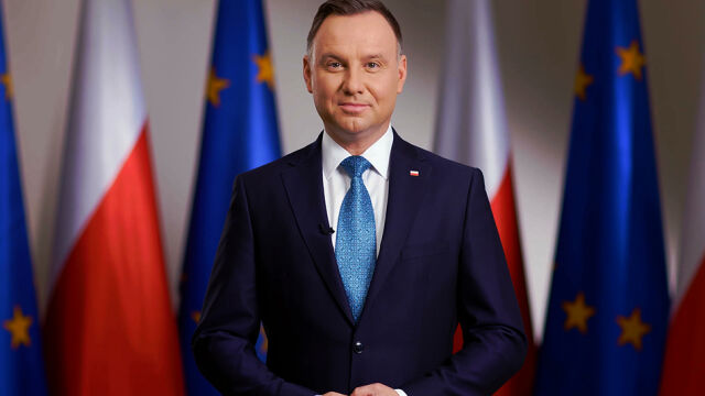 """""""Europa to my, Unia Europejska to my"""". Orędzie prezydenta"""