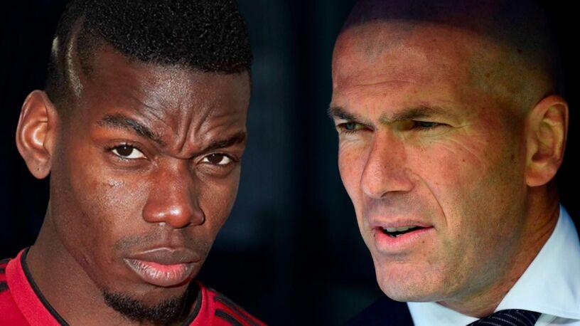 Zidane zdesperowany. Oferuje czterech zawodników za Pogbę