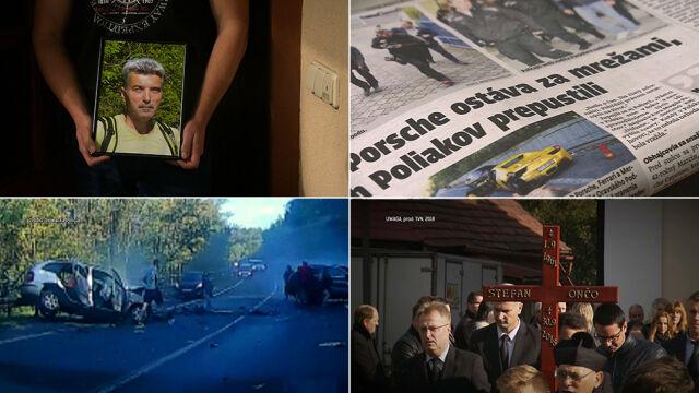 Relacja syna mężczyzny, który zginął w wypadku spowodowanym przez Polaków