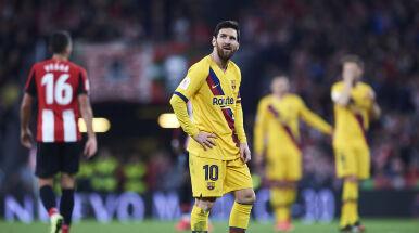 Pogrom faworytów w Pucharze Hiszpanii. Barcelonie też się nie upiekło