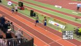 Kszczot drugi w biegu na 800 m w Duesseldorfie