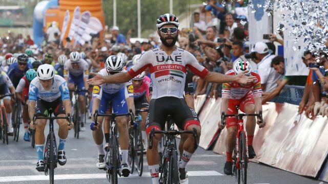 Skrót 7. etapu Vuelta a San Juan