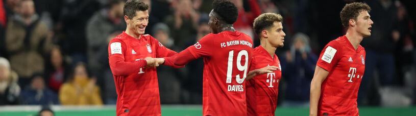 Siedem goli i rollercoaster emocji w Monachium. Lewandowski strzela, Bayern ma awans