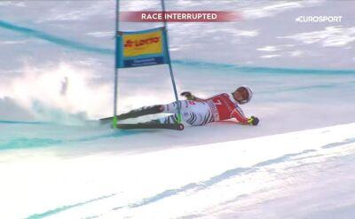 Zmienne szczęście Rebensburg. Wygrała zjazd, upadła w supergigancie w Garmisch-Partenkirchen