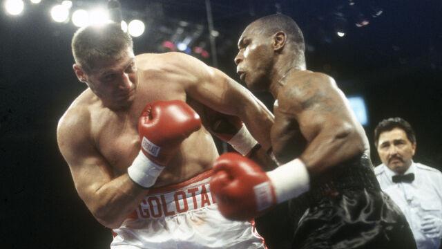 """Walka, której nie było. """"Gołota mógł Tysona znokautować"""""""