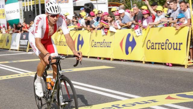 Nowa data Tour de Pologne potwierdzona. Wyścig między 5 a 9 sierpnia