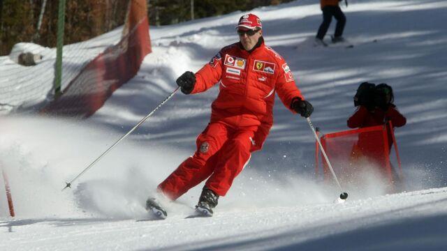 Koordynator akcji ratunkowej ujawnił kulisy wypadku Schumachera