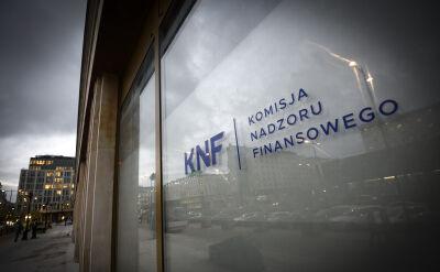Sędzia rozpoznający zażalenia w sprawie KNF wyłączony ze sprawy