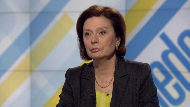Kidawa-Błońska: premier nie wyjdzie do rolników