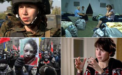 Bohaterka Majdanu w rozmowie z Wojciechem Bojanowskim