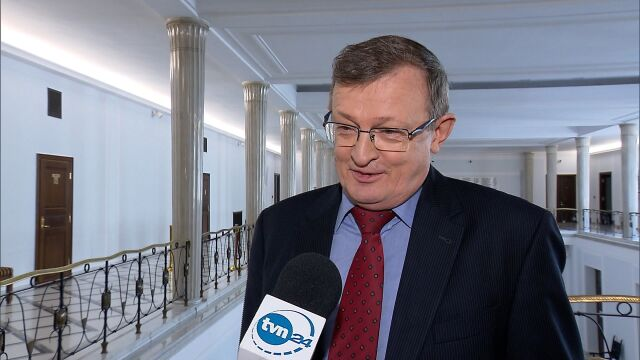 """""""Wszyscy w żalu po Senegalu"""". Cymański o odwołanym spotkaniu z niemieckimi parlamentarzystami"""
