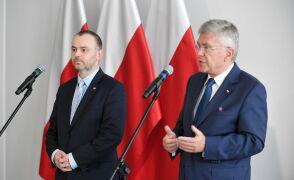 Karczewski: za tydzień kolejne spotkanie z ministrem Muchą ws. referendum
