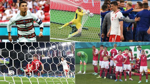 Dramat z happy endem, gol z połowy i zawód Polaków. Euro 2020 po pierwszej kolejce