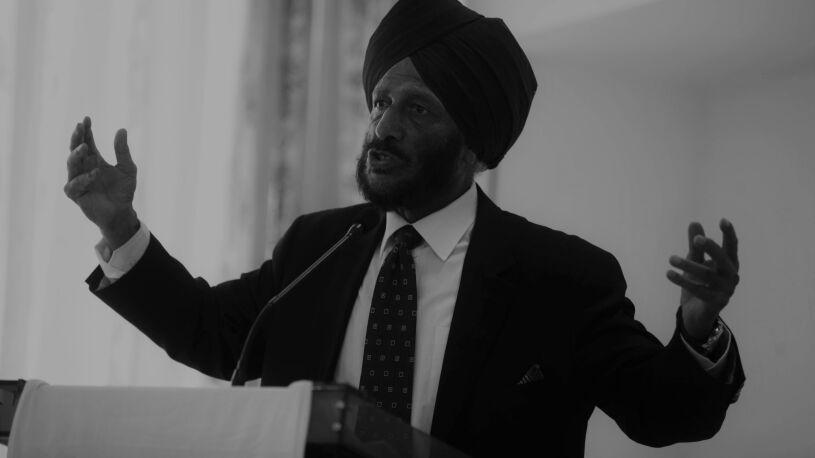 """""""Latający Sikh"""" nie żyje. Indie opłakują legendarnego biegacza"""