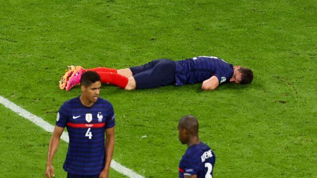 """""""Doznałem piekielnego szoku"""". UEFA domaga się wyjaśnień w sprawie Francuza"""