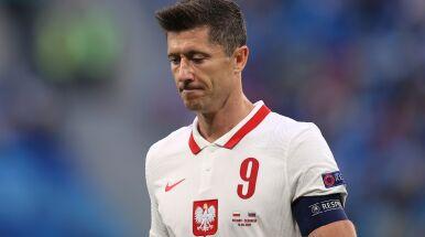Lewandowski rozczarowany.